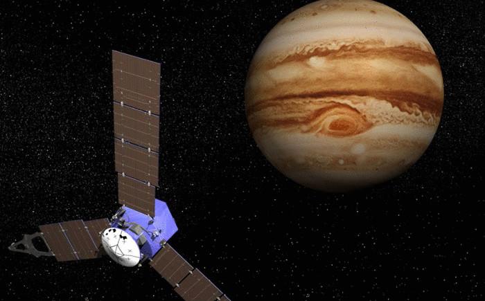 Космический аппарат Juno («Юнона»)