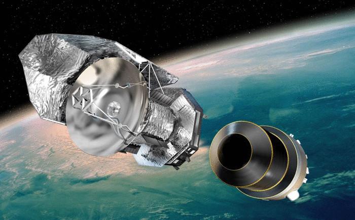 Космическая обсерватория Herschel («Гершель»)
