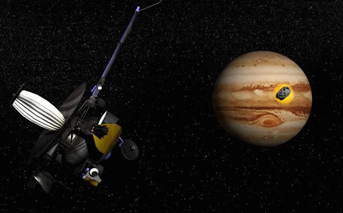Космическая межпланетная автономная станция Galileo («Галилео»)