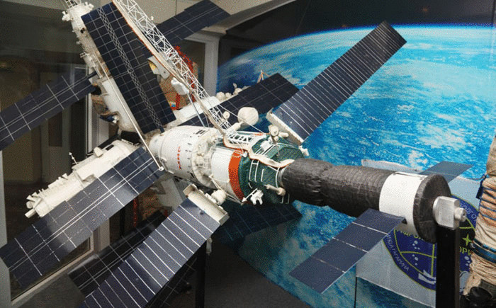 Орбитальная международная станция «Мир»