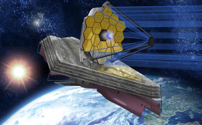 Телескоп James Webb («Уэбба»)