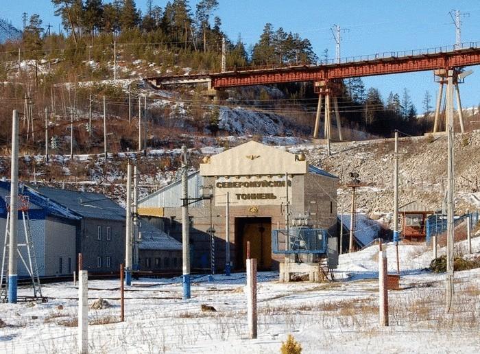 Северомуйский тоннель - последний объект Байкало-Амурской магистрали