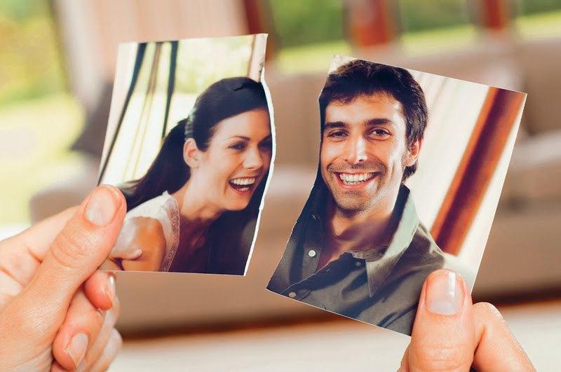 Счастливое расставание или как разорвать отношения безболезненно