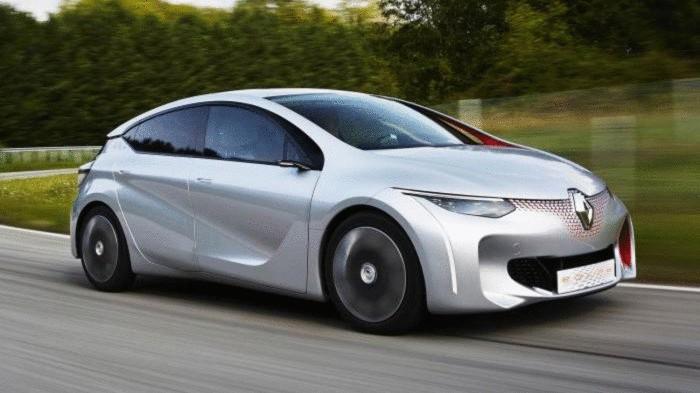 Суперэкономичный концепт Renault EOLAB.