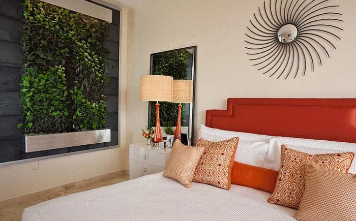 Интерьер спальни от NXG Studio