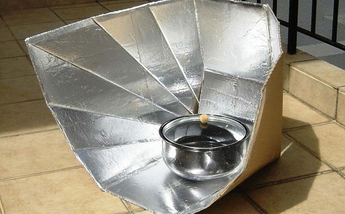 Солнечная плита