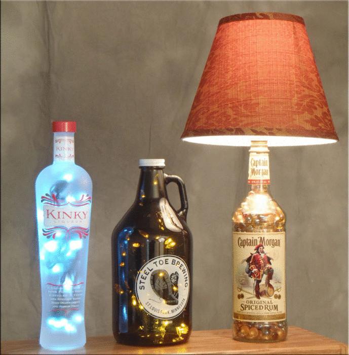 Простой и доступный способ получить замечательную лампу.