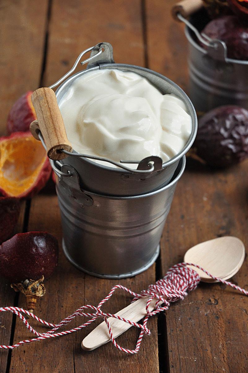 Готовим вкуснейший домашний йогурт