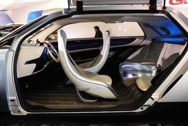 Представлен китайский аналог Tesla Model X