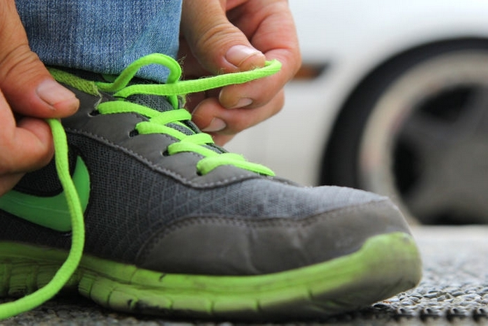 Метод 1: Использование шнурков.