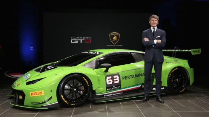 Сверхбезопасный суперкар от Lamborghini