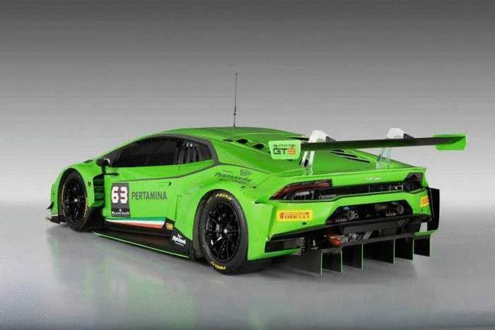 ��������������� �������� �� Lamborghini