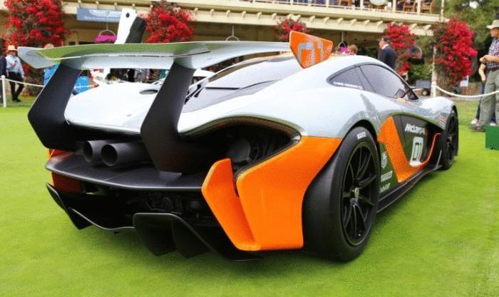 Трековая новинка от McLaren – самый мощный авто за всю историю компании
