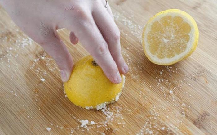 Соль и лимон не только для текилы