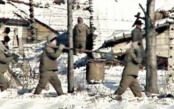 трудовые лагеря в северной корее фото