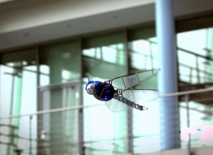 8 самых потрясающих роботов-животных
