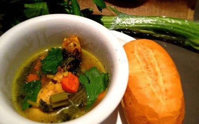 Суп из игуаны