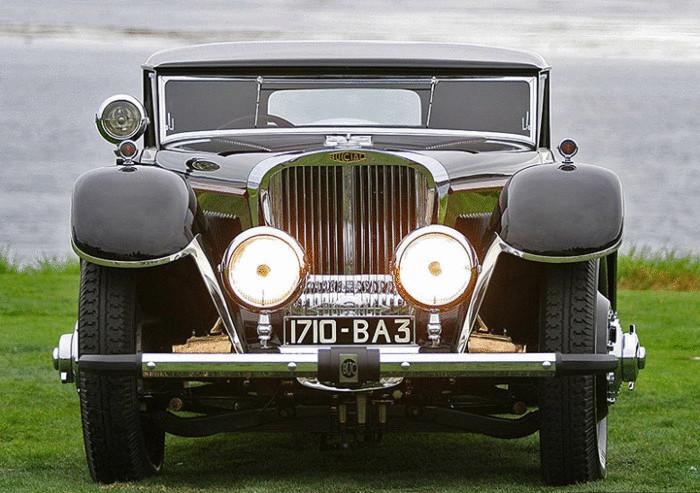 Высокий автомобильный дизайн от французского кутюрье из Беларуси