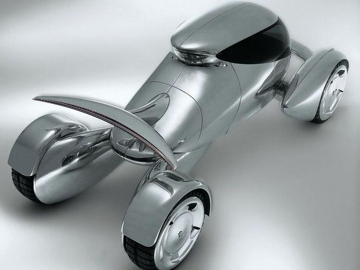 Peugeot Moonster: новый стиль городских авто.