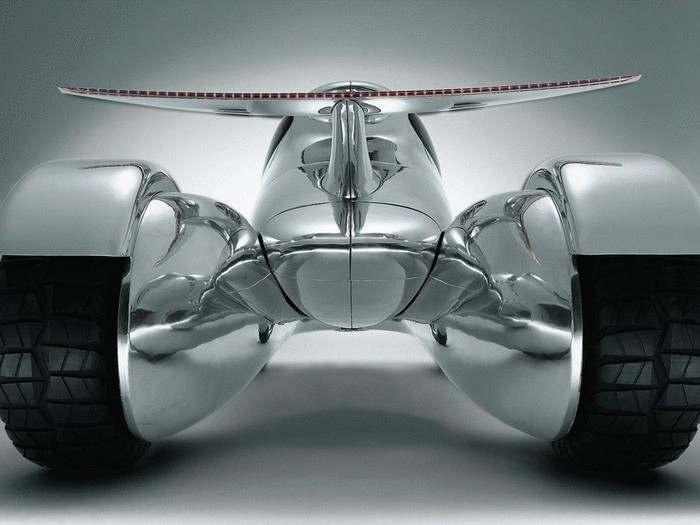 Peugeot Moonster: дизайнерское видение городского транспорта.