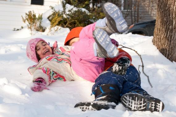 7 причин выйти на улицу, когда холодно и сыро