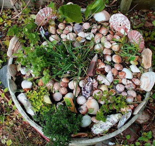 Креативные идеи для оформления садовых и дачных участков