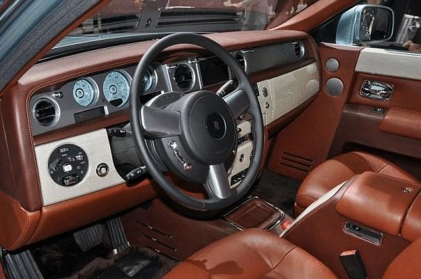 Электромобиль Rolls Royce Фантом 102Е