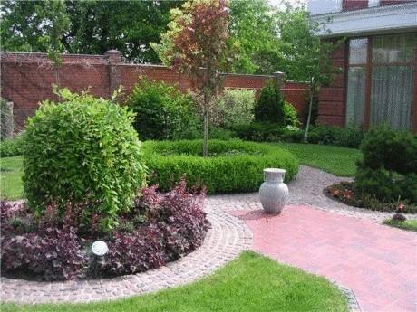 Как пурпурные и светлолистные растения влияют на восприятие пространства в Вашем саду