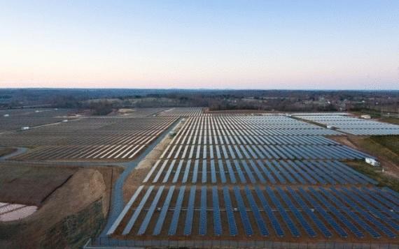 Apple построит солнечную ферму, способную обеспечить энергией 60 000 домов