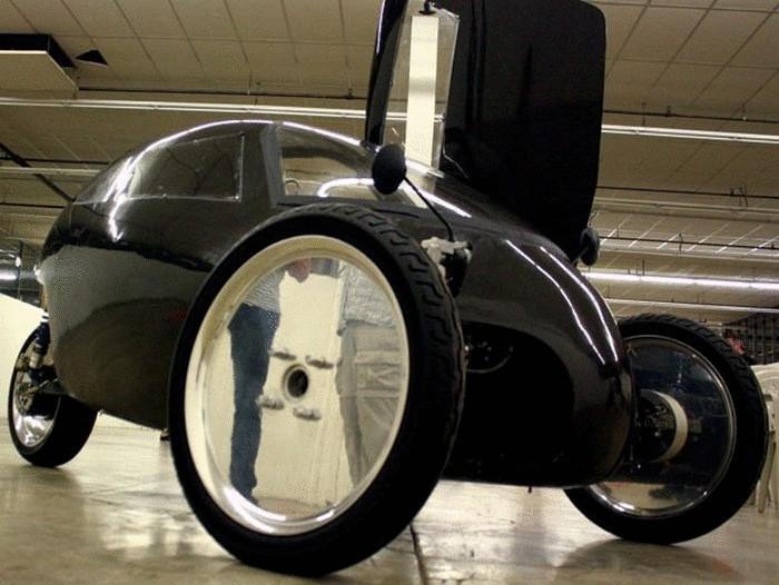 Raht Racer – городской велосипед со скоростью автомобиля