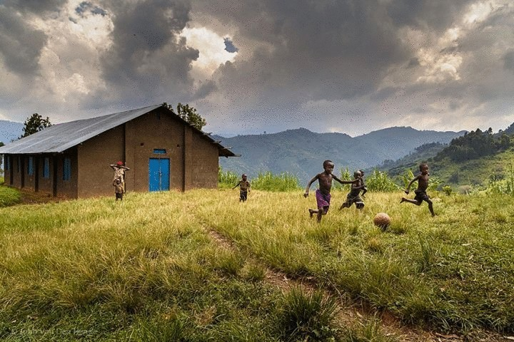 Неверояный фоторепортаж - 30 удивительных фотографий счастливых детей со всего мира