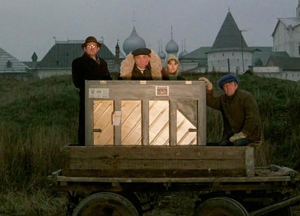 Слезы капали (1982), Георгий Данелия