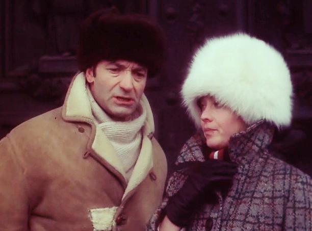 Дневной поезд (1976), Инесса Селезнева